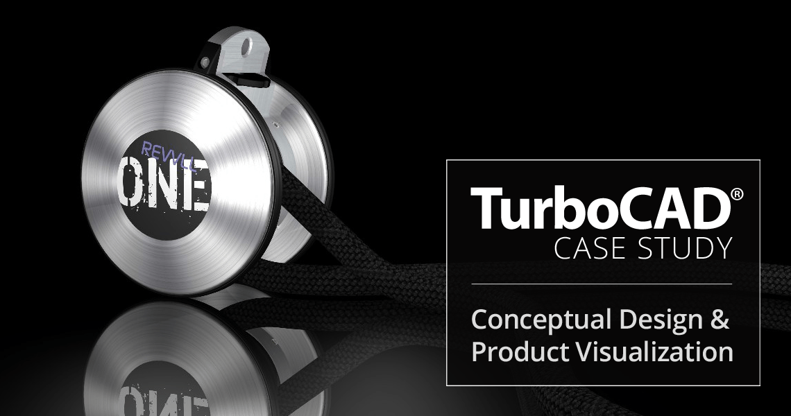 The Use of TurboCAD in Conceptual Design & Product Visualization