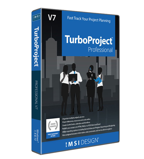 TurboProject Pro v7